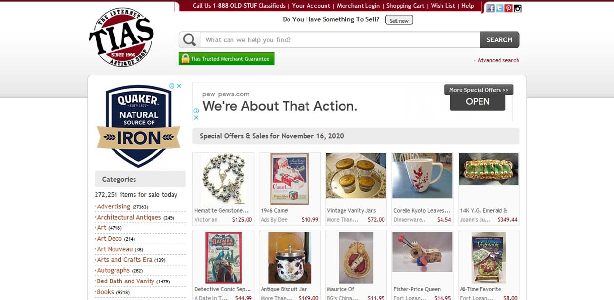 Consumer Justice Concord - Shop